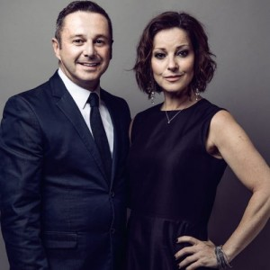 Stephen Mear and Ruthie Henshall