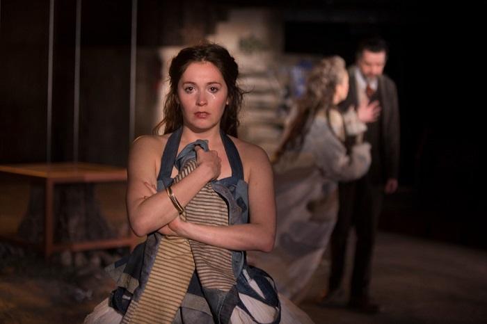 Bethan Cullinane as Innogen photo by Ellie Kurttz