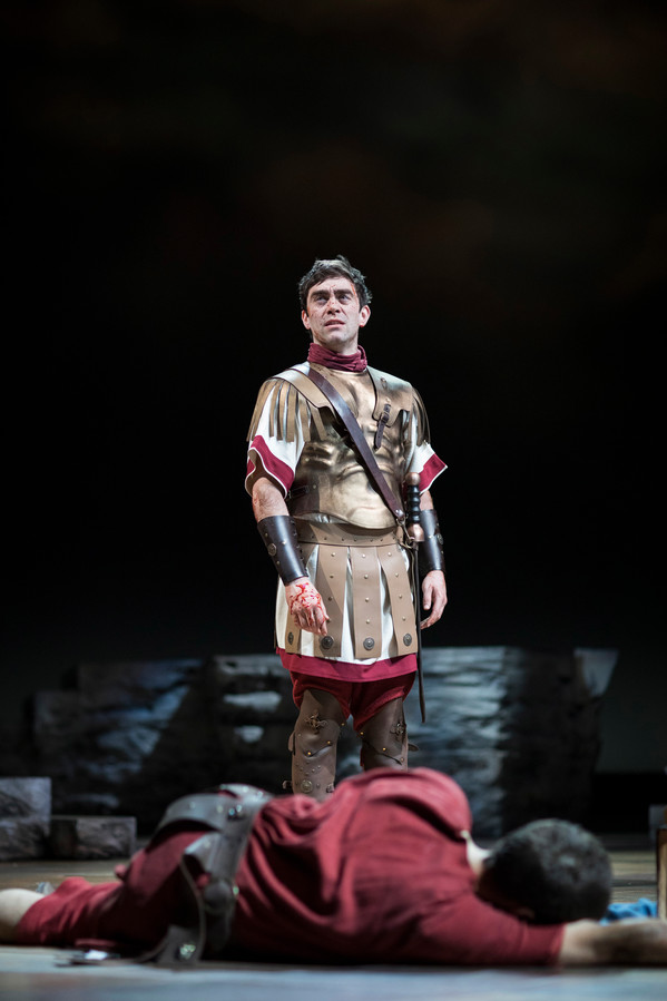 the end justifies the means julius caesar The theme of the ends justifying the means is one of the most important in julius caesar the entire play hinges on the concept that a single man's life might not be as valuable as the greater .