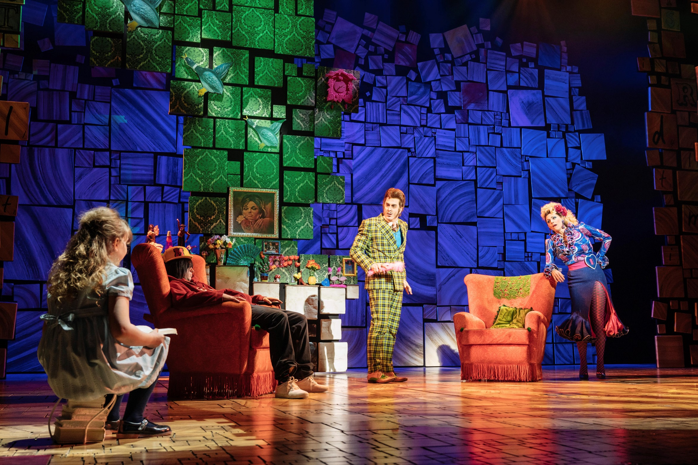 Matilda The Musical @ Mayflower Theatre, Southampton