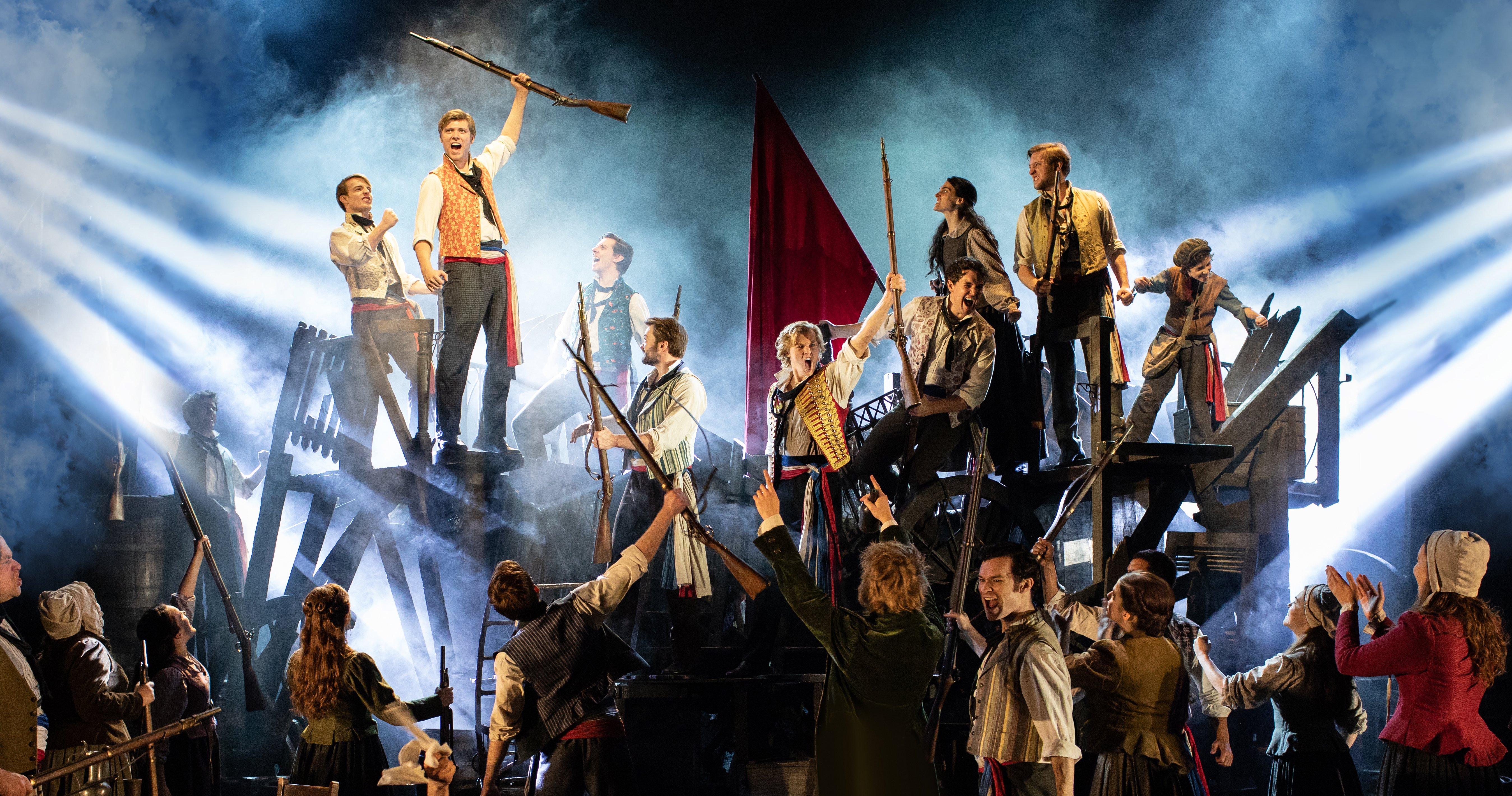Les Miserables @ Mayflower Theatre, Southampton