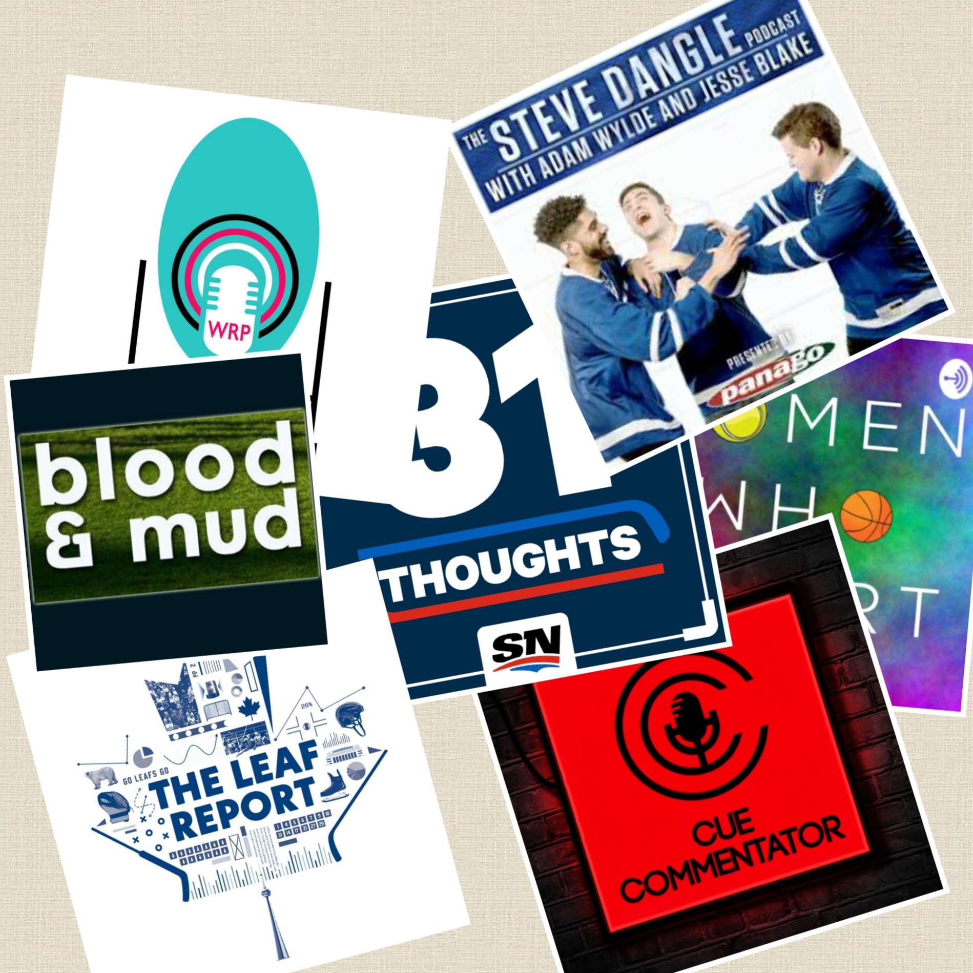 The Podcasts keeping me sane through lockdown!