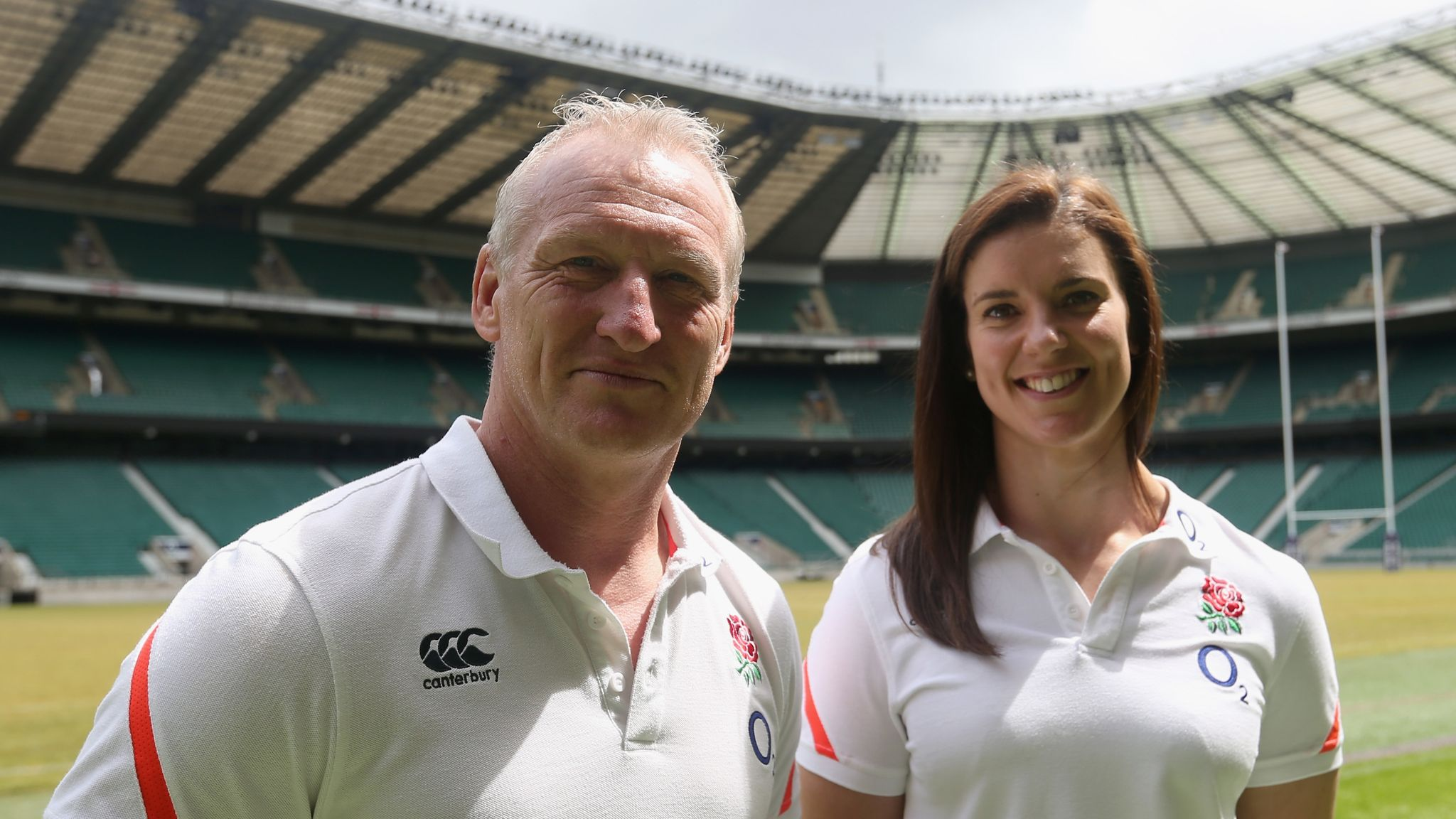 World Cup Draw reactions with Sarah Hunter and Simon Middleton