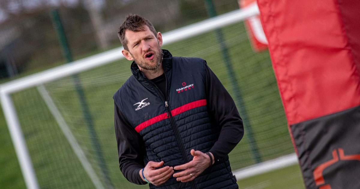 An exciting opportunity! Chatting to Gloucester-Hartpury Women coach James Forrester