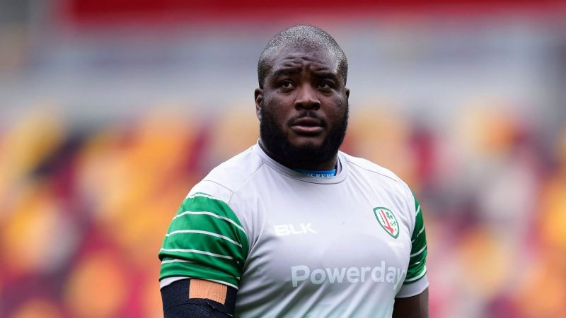 """It's been a tough road, but I wouldn't have it any other way."" We talk to London Irish fan favourite Lovejoy Chawatama"