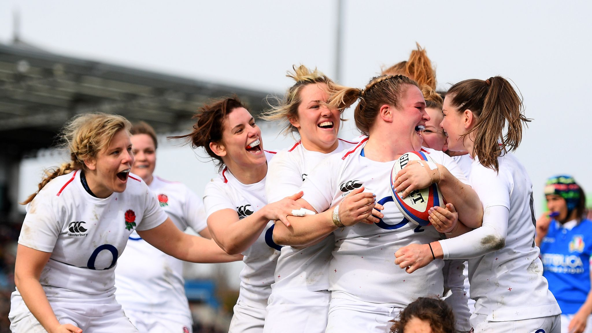 England Women prepare for a Six Nations with a difference