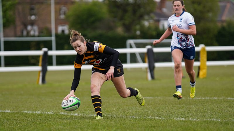 MATCH REPORT: Wasps Ladies 62-12 Bristol Bears. A big win at Twyford Avenue