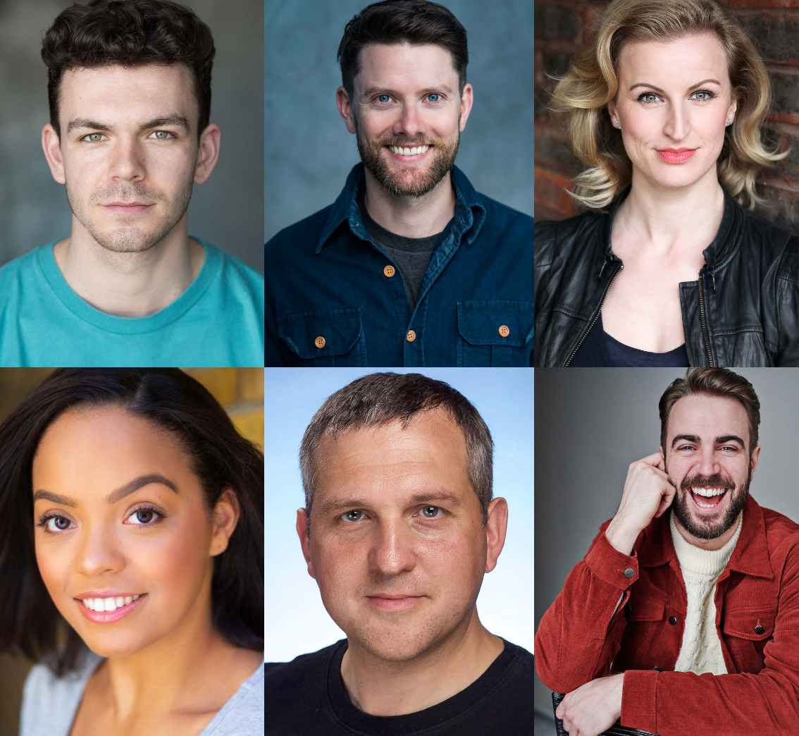 Mill at Sonning announce cast for Christmas musical Top Hat!