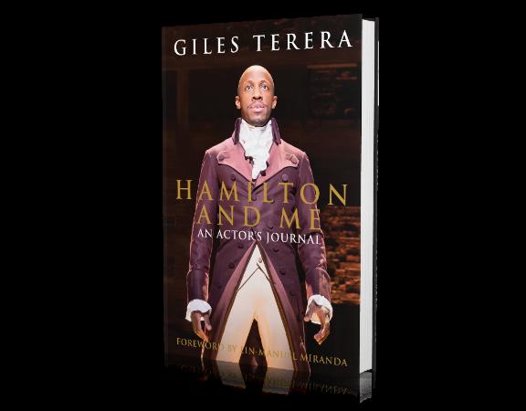 Hamilton and Me by Giles Terera